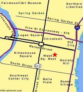 Maps of Philadelphia Real Estate, Philadelphia PA Center ... Map Of Phila Art Museum on map of phila transportation, map of phila airport, map of phila restaurants,